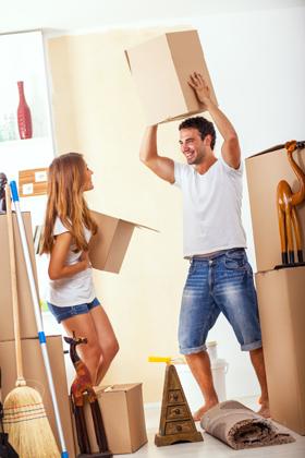 Millennials Moving In
