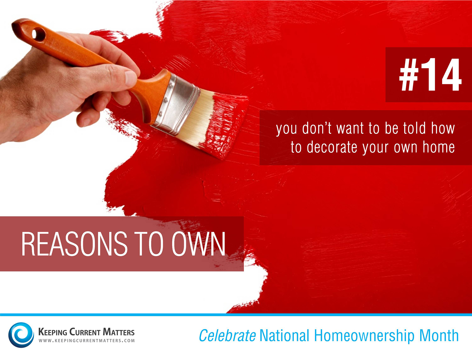 Reasons to Own #14 | Keeping Current Matters