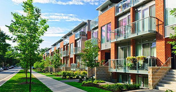 Guess Where Residential Rents are Heading? | Keeping Current Matters