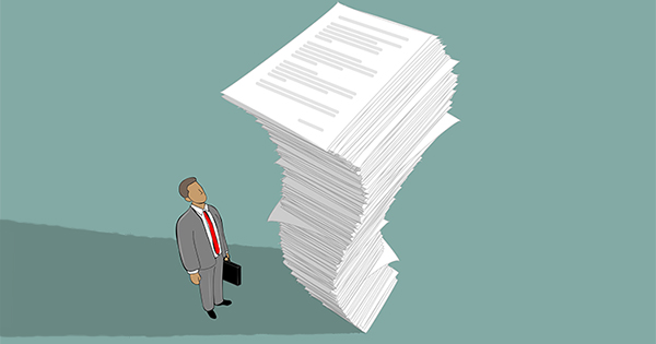 Applying For A Mortgage: Why So Much Paperwork?   Keeping Current Matters
