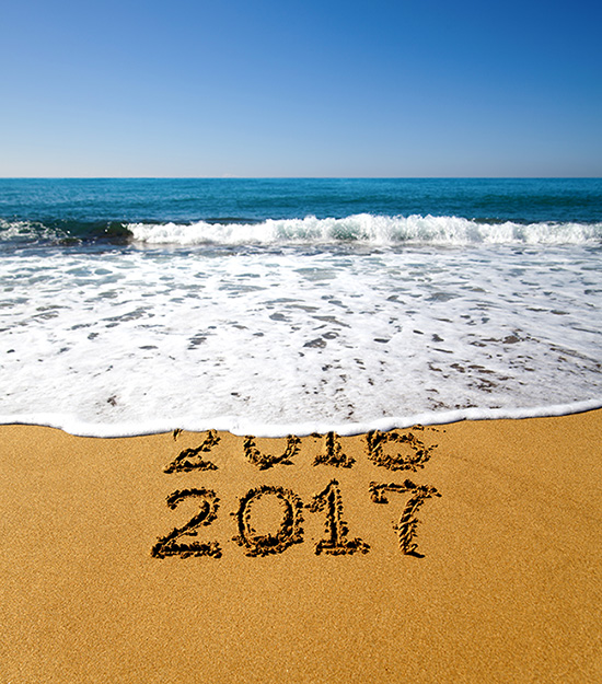 Here's to a Wonderful 2017! | Keeping Current Matters