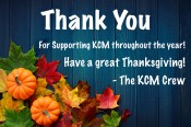 Thank You For Your Support   Keeping Current Matters