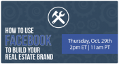 How To Use Facebook To Build Your Real Estate Brand | Free Webinar | Keeping Current Matters