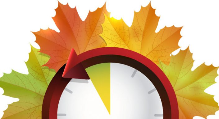 The Difference an Hour Makes This Fall in Real Estate [INFOGRAPHIC] | Keeping Current Matters